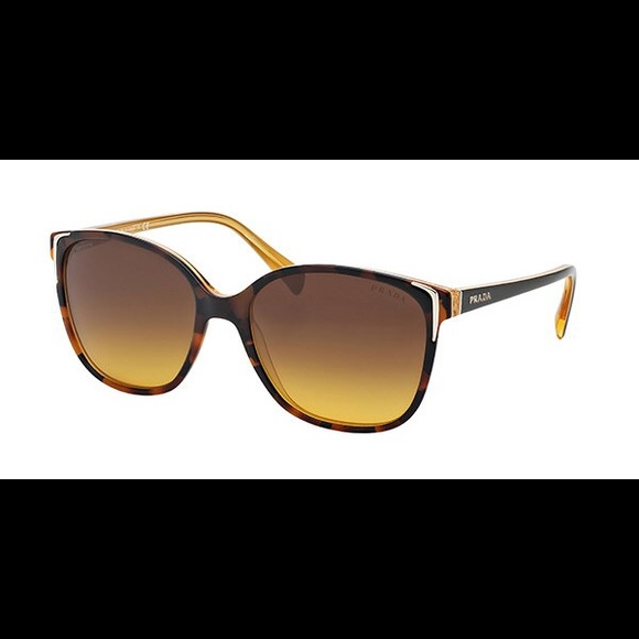 4627619862 Prada PR01OS Polarized sunglasses tortoiseshell. M 5a5670583b16087478016cda
